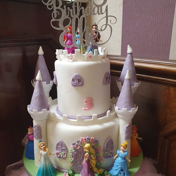Kayleigh Marsh Cake